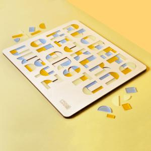 Breng de lente in huis met de lente special van onze ABC puzzel.