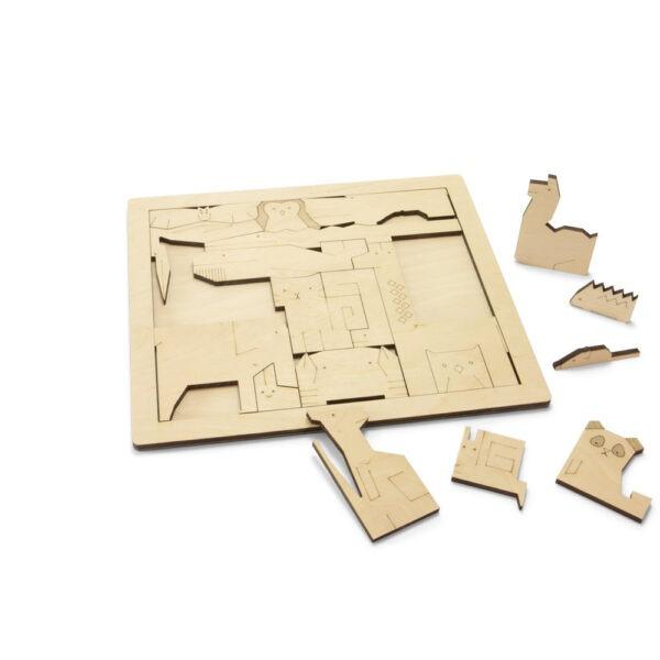Puzzel als educatief speelgoed voor kind vanaf 5 jaar