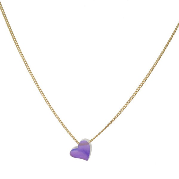 #lovedbyme necklace iriserend