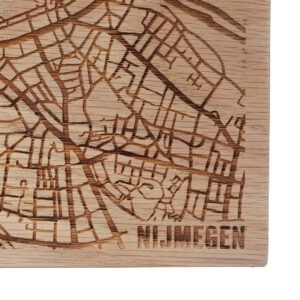 Nijmegen Snijplank