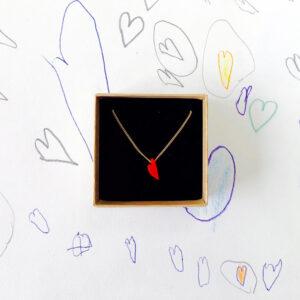 #lovedbyme necklace